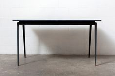 Friso+Kramer+Style+Industrial+Dining+or+Work+Table