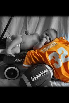 It's great to be a Tennessee Vol!!!! My Little Easton ❤❤❤ photography by  Crystal Olszyk