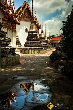 Wat Po - Bangkok THAILAND