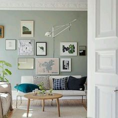 Sage Green Decorating Ideas | Domino