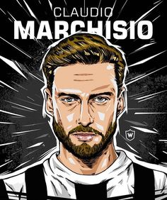 "283 mentions J'aime, 3 commentaires - Around J (@around.j) sur Instagram : ""Marchisio by @wiskie_ ✅✅ Download the free AROUND J APP! ⚫️⚪️⚫️⚪️⚫️⚪️⚫ #juventus #JuventusStadium…"""