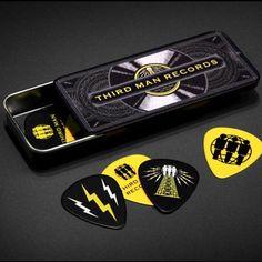 Third Man Records Guitar Picks