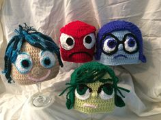 Inside out Pixars Inside out character por mykissingtreedesigns