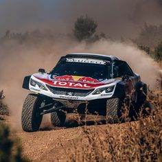 Image 677628 Carlos Sainz performs during a test session with the Peugeot Maxi in Fontjoncouse, France on 14 June 2017 Sport Cars, Race Cars, Rallye Paris Dakar, Rallye Raid, Trophy Truck, Top Luxury Cars, Off Road Racing, Peugeot 3008, Motor Works