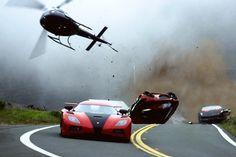 Need For Speed Movie Koenigsegg