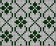 Saules Lācis - Patterns with colors Filet Crochet Charts, Crochet Diagram, Knitting Charts, Knitting Stitches, Knitting Patterns, Biscornu Cross Stitch, Cross Stitch Bird, Cross Stitch Designs, Cross Stitch Patterns