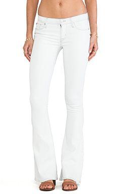 Hudson Jeans Angel Flare in Endless Summer