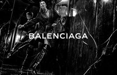 Balenciaga Releases More Images From Fall 14 Ads with Gisele Bundchen