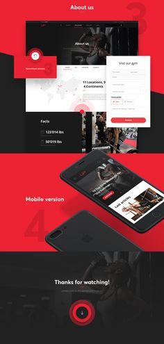 8808 best Web Design Inspiration   UI   UX images on Pinterest in ...