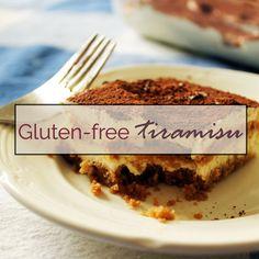 Gluten-free tiramisu – The Happy Coeliac