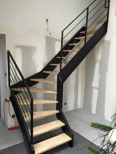 1000 ideas about escalier quart tournant on pinterest. Black Bedroom Furniture Sets. Home Design Ideas