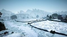 The moment when they removed snow from the game, it got it's brilliant design back again, I stared at muddy road for bloody solid 3 minutes