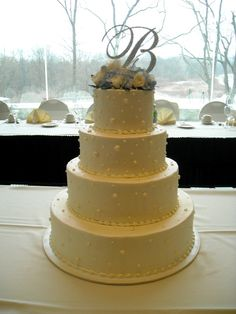 Wedding Gallery - The Cakery - Dayton, Ohio