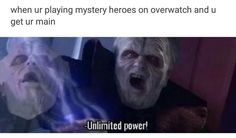 Overwatch mystery heros Gaming