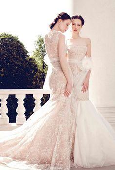 Vestidos de novia de Yumi Katsura 2013