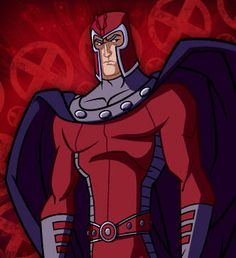 Wolverine and the X-Men Characters   Magneto Picture - Wolverine and the X-Men