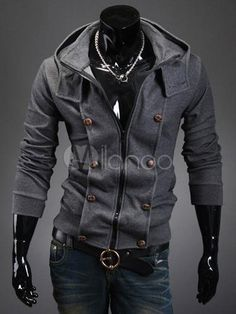 Quality men's fashion clothes at unbeatable prices for every occasion! Explore our vast collection of cheap men's clothes, from casual men's jackets to formal business wear, in latest styles and designs. Sharp Dressed Man, Well Dressed, Sweatshirt Homme, Style Brut, Look Man, Retro Mode, Mein Style, Herren Outfit, Korean Men