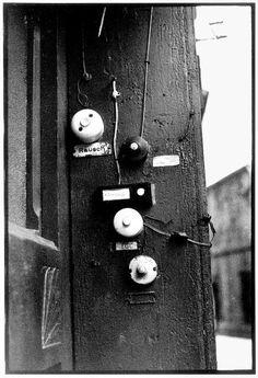 Improvisierte Klingeln:  Die Aufnahme von 1983 aus Halle hatte sich zu...