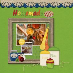 Layout created using Simply Homemade (November 2019 Bake Sale kit) by Dandelion Dust Designs Kitchen Photos, November 2019, Bake Sale, What To Cook, Recipe Cards, Dandelion, Layout, Homemade, Create