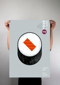 Sushi Bar – corporate identity by Modik