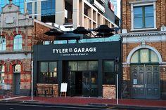 Tyler street garage britomart auckland