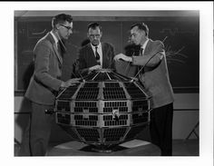 In 1962, Canada became the third country after the Soviet Union and the United States to put a satellite in orbit.  Alouette 1's mission was to conduct scientific tests in the ionosphere, the atmospheric layer used to reflect radio waves for long-distance communications. Intended to operate for one year, the satellite endured for 10, transmitting millions of ionospheric readings to scientists. Defence scientists were part of the Alouette satellite program, as part of the Defence…