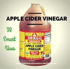 38 Apple Cider Vinegar Uses For Health And Beauty