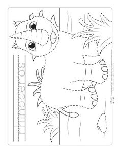 English Worksheets for Kids ~ Spring Printout English