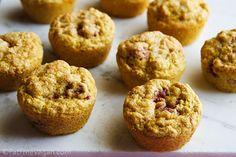 Gluten-Free Raspberry Corn Muffins