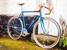 Vintage Holdsworth 1981 Elan single speed