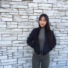 Meet Hyuna from Gangnam.