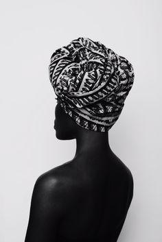EasyFashion I black white I photography I african woman