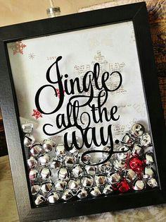Next Year's Theme?  Cute to do Jingle Bells everywhere!!