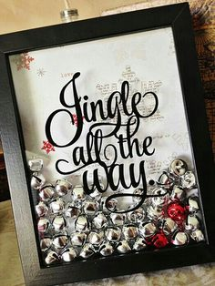 Next Year's Theme?  Cute to do Jingle Bells everywhere!!