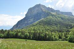 Le Granier  «  Tous droits d'exploitation réservés - Conseil général de la Savoie »  www.cg73.fr »