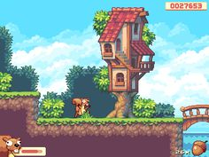Pixel-Art Megathread: It's not programmer art it's *retro* - The Something Awful Forums