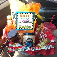 Teacher Gift Tags, Teacher Gift Baskets, Wine Gift Baskets, Summer Gift Baskets, Basket Gift, Teacher Thank You Gifts, College Gift Baskets, Thank You Baskets, Staff Gifts