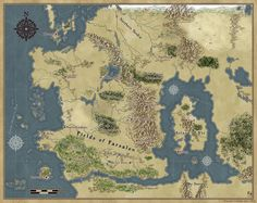 The World of Calibran by Sapiento.deviantart.com on @DeviantArt