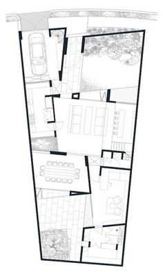 Cap House by MMX. click 4 pics & 3rd level plan