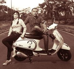 Pre Wedding Photographer by : Sebastinus Advent  Tema : Modern Oldschool