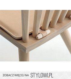 Mocowanie poduchy na krześle