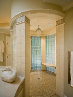 This website has lots lots lots of pictures/ideas for the house Showers Design, Pictures, Remodel, Decor and Ideas - page 14