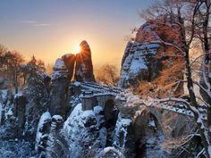 Bastei and Neurathen ruins | Northern Hikes - Czech tours