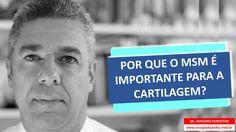 www.cirurgiadejoelho.med.br / O DR. ADRIANO KARPSTEIN, médico ortopedista especialista em Cirurgia de Joelho e Medicina Esportiva, explica POR QUE O MSM É IMPORTANTE PARA A CARTILAGEM. / #joelho #cirurgiadejoelho