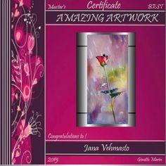 Certificate, Congratulations, Pandora, Artwork, Painting, Work Of Art, Auguste Rodin Artwork, Painting Art, Artworks