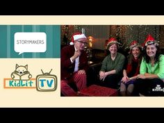 KidLit TV | Holiday Special! - KidLit.TV Join Rocco Staino and guests Jennifer Brown (Children's Editor for Shelf Awareness, director of the Center for Children's Literature at Bank Street College + founder of http://Twentybyjenny.com), Susannah Richards (Associate Professor of Education at Eastern Connecticut State University), and Luann Toth (Managing Editor School Library Journal Reviews), for a delightful review of new and classic holiday themed children's books!