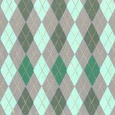 argyle #gray #green #argyle