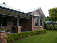 This lovely brick is the Vintage Face brick from Warwick bricks. 🏚️🏡🏘️ If you want a to suit your own style of home then ask us about Retaining Wall Blocks, Brick Homes, Landscaping Supplies, Bricks, Brisbane, Suit, Fire, Traditional