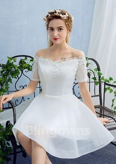 Off The Shoulder Prom Dress,Lace Prom Dress,Fashion Homecoming Dress,Sexy Party Dress,Custom Made Evening Dress Sexy Party Dress, Sexy Dresses, Evening Dresses, Fashion Dresses, Cheap Cocktail Dresses, Bridal Wedding Dresses, White Dress, Dress Lace, Summer Looks