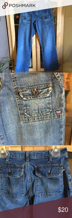 Vintage Ralph Lauren Polo Jeans Awesome vintage Polo jeans. New Dunne style. Good condition from non smoking home Polo by Ralph Lauren Jeans